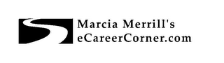 mark for MARCIA MERRILL'S ECAREERCORNER.COM, trademark #78916047