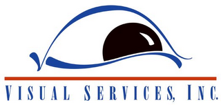 mark for VISUAL SERVICES, INC., trademark #78916275