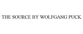 mark for THE SOURCE BY WOLFGANG PUCK, trademark #78917470