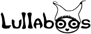 mark for LULLABOOS, trademark #78917551
