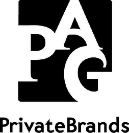 mark for PAG PRIVATEBRANDS, trademark #78918235