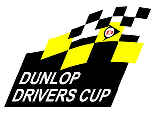 mark for D DUNLOP DRIVERS CUP, trademark #78918494