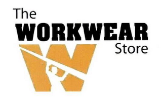 mark for W THE WORKWEAR STORE, trademark #78918538