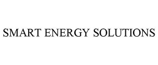 mark for SMART ENERGY SOLUTIONS, trademark #78918626