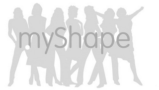 mark for MYSHAPE, trademark #78919335