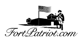 mark for FORTPATRIOT.COM, trademark #78919738