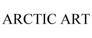 mark for ARCTIC ART, trademark #78919789
