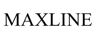 mark for MAXLINE, trademark #78919800