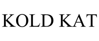 mark for KOLD KAT, trademark #78920196