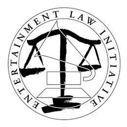 mark for ENTERTAINMENT LAW INITIATIVE, trademark #78920572