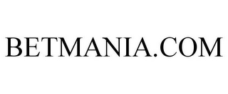 mark for BETMANIA.COM, trademark #78920936