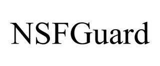mark for NSFGUARD, trademark #78922021