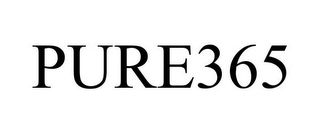 mark for PURE365, trademark #78922113