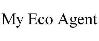 mark for MY ECO AGENT, trademark #78922236