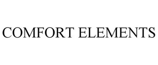 mark for COMFORT ELEMENTS, trademark #78922337