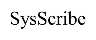 mark for SYSSCRIBE, trademark #78923919
