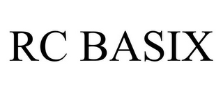 mark for RC BASIX, trademark #78924799