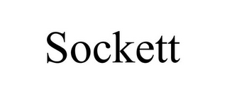 mark for SOCKETT, trademark #78924962