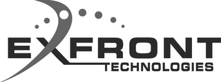 mark for EXFRONT TECHNOLOGIES, trademark #78925259