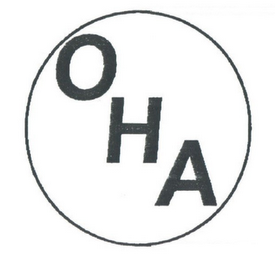 mark for OHA, trademark #78925484