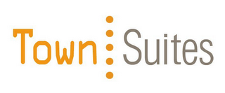 mark for TOWN SUITES, trademark #78925736