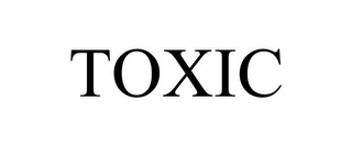 mark for TOXIC, trademark #78925907