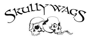 mark for SKULLYWAGS, trademark #78926233