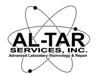 mark for AL-TAR SERVICES, INC. ADVANCED LABORATORY-TECHNOLOGY & REPAIR, trademark #78926283