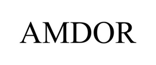 mark for AMDOR, trademark #78926689