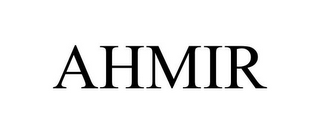 mark for AHMIR, trademark #78926826