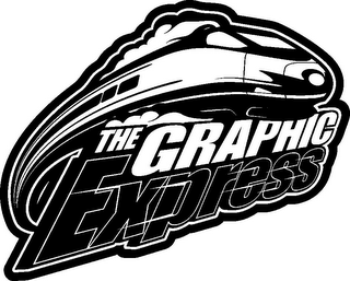 mark for THE GRAPHIC EXPRESS, trademark #78927562
