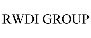 mark for RWDI GROUP, trademark #78928143