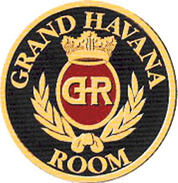 mark for GHR GRAND HAVANA ROOM, trademark #78928402