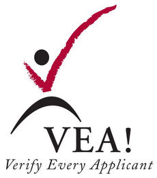mark for VEA! VERIFY EVERY APPLICANT, trademark #78928549