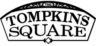 mark for TSQ TOMPKINS SQUARE, trademark #78928927