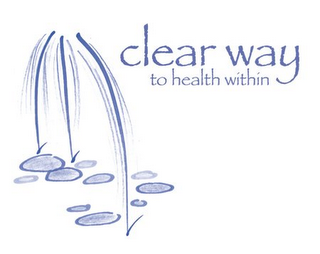 mark for CLEAR WAY TO HEALTH WITHIN, trademark #78928946