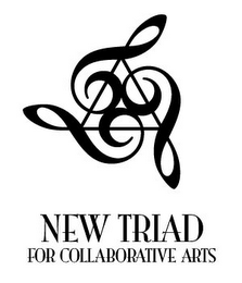 mark for NEW TRIAD FOR COLLABORATIVE ARTS, trademark #78929839