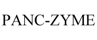 mark for PANC-ZYME, trademark #78931101