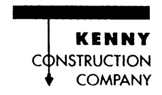 mark for KENNY CONSTRUCTION COMPANY, trademark #78931128