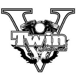 mark for V TWIN MOTORCYCLE, trademark #78931306