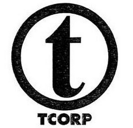mark for T TCORP, trademark #78931518