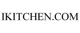 mark for IKITCHEN.COM, trademark #78931738