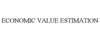 mark for ECONOMIC VALUE ESTIMATION, trademark #78931891