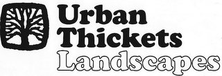 mark for URBAN THICKETS LANDSCAPES, trademark #78932017