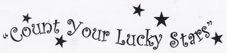 "mark for ""COUNT YOUR LUCKY STARS"", trademark #78932207"