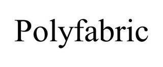 mark for POLYFABRIC, trademark #78932345