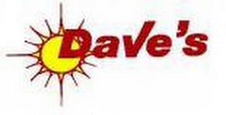 mark for DAVE'S, trademark #78932938