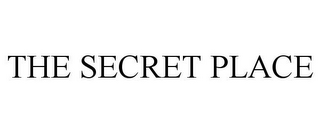 mark for THE SECRET PLACE, trademark #78933152