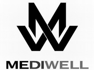 mark for MW MEDIWELL, trademark #78933480
