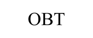 mark for OBT, trademark #78933730